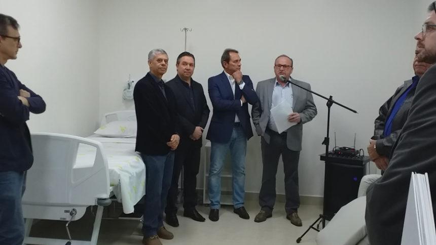 """Santa Casa apresenta infraestrutura e equipe médica da Unidade Oncológica """"Marina Ramos"""" para a imprensa e convênios"""
