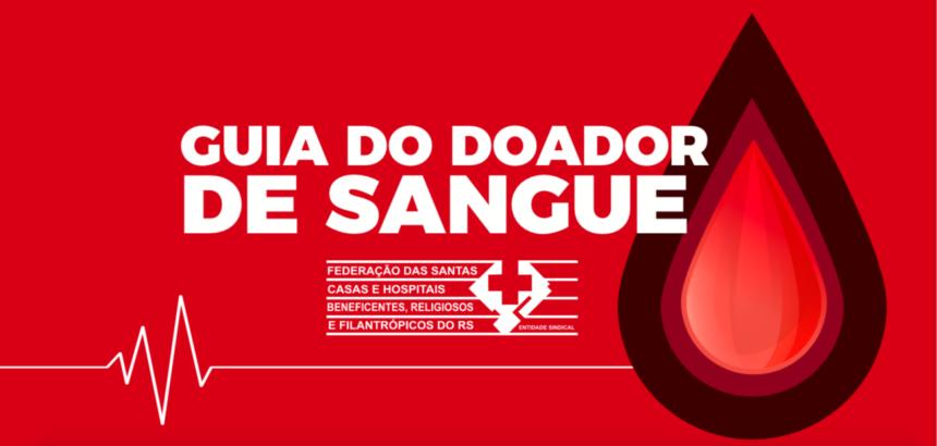 Hoje, 14 de junho, comemoramos o Dia Mundial do Doador de Sangue.