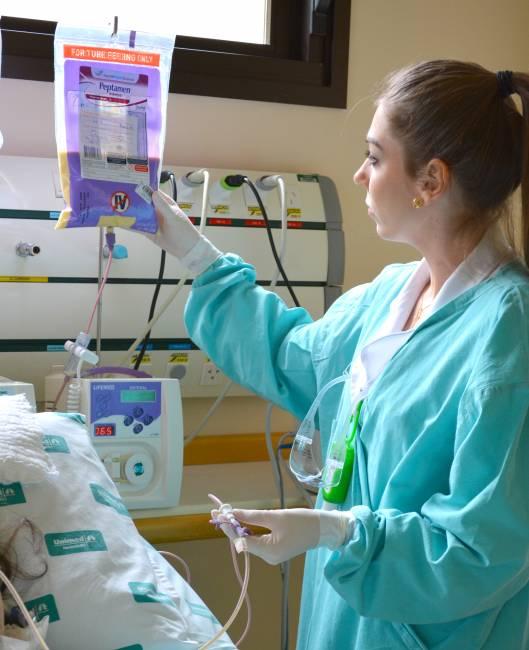 Desnutrição hospitalar: Problema de saúde pública que necessita de atenção contínua
