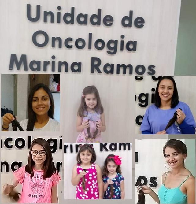 """Unidade de Oncologia """"Marina Ramos"""" desenvolve Projeto """"Doe Amor em Forma de Peruca"""""""