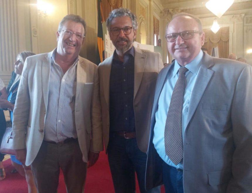 Provedoria agradece a parceria de sempre do Deputado Estadual Frederico Antunes