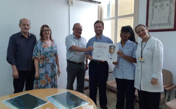 Santa Casa recebe nova doação da Panvel Farmácias