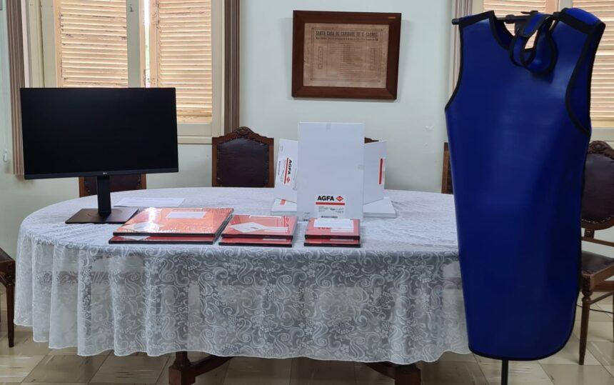 Santa Casa adquire novos equipamentos com recursos próprios, beneficiando pacientes
